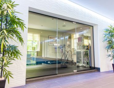 Solihull - Pool, Gym Partitions