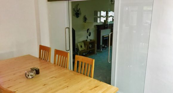 Residential Glass Sliding Doors (Telford)
