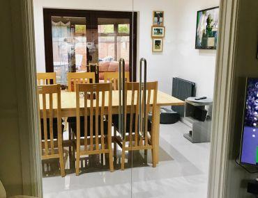 Residential Glass Sliding Doors (Telford)